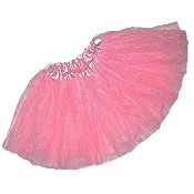 SHORT Light Pink Lace Tutu