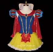 Short SNOW WHITE Tutu Costume