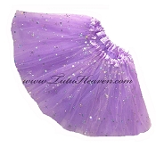 Girls to Plus Size Lavender Sequin Tutus