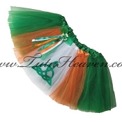 SHORT Irish Interlacing Tutu
