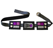 DARK STAR Belt Purple