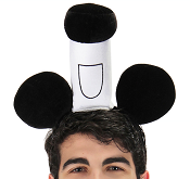Disney Mickey Mouse Steamboat Willie Headband