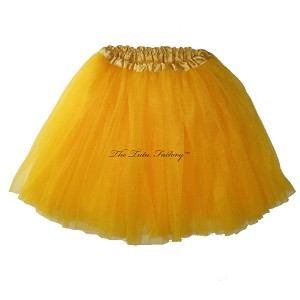 Adult Yellow Gold Tutu