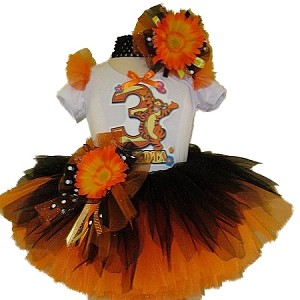 Tigger Birthday Tutu Set