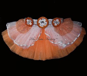 Short BB8 Robot Tutu Costume