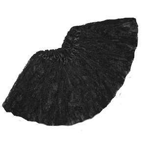 SHORT Black Lace Tutu