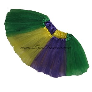 Mardi Gras Tutu . INFANT to 6X