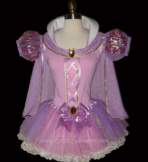Short LOST PRINCESS Tutu Costume